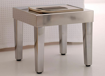 Orizzonti White Side Tables Столик