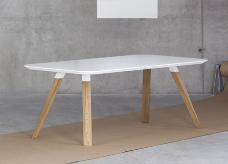 Prostoria Oblique dining table Стол
