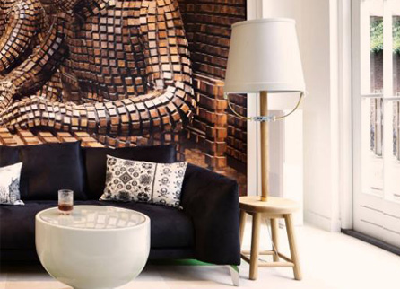Moooi Bucket Floor Lamp Торшер