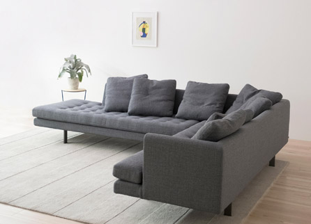 Bensen Edward Sectional Диван