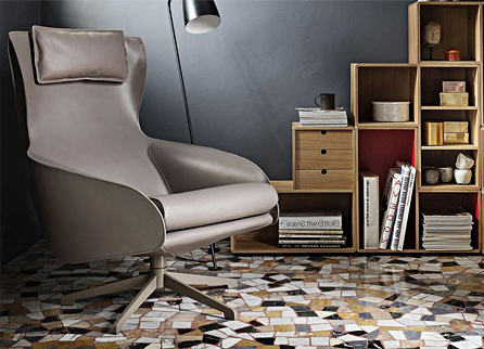 Cassina 423 Cab Lounge
