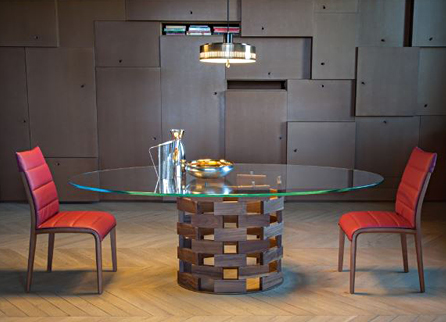 Tonin Casa Colosseo Table Стол