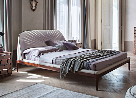 Tonin Casa Michelangelo bed Кровать