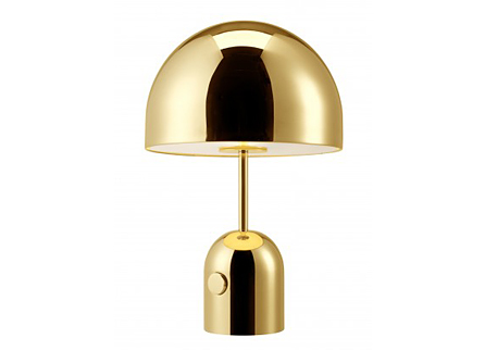 Tom Dixon Bell Brass Table Light Настольная лампа
