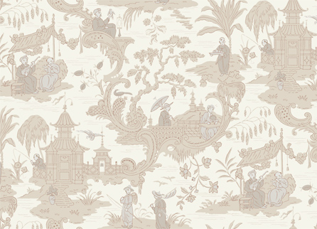 Cole & Son Archive Anthology обои Chinese Toile