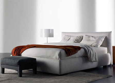 Meridiani Scott bed Кровать