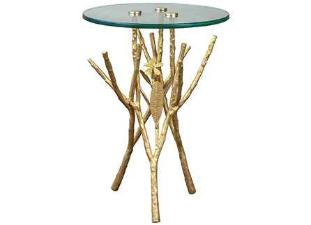 MisEnDemeure Pedestal table Avenue S Стол